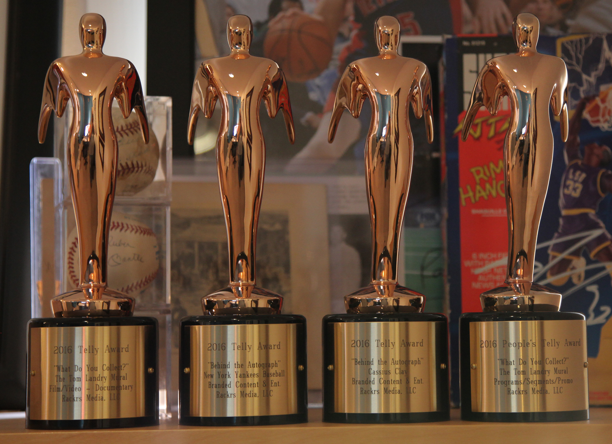 RACKRS MEDIA SELECTED A 4x TIME WINNER IN THE 37th ANNUAL TELLY AWARDS